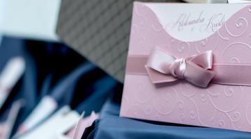 Matrimonio nell'aria? Tempo di partecipazioni