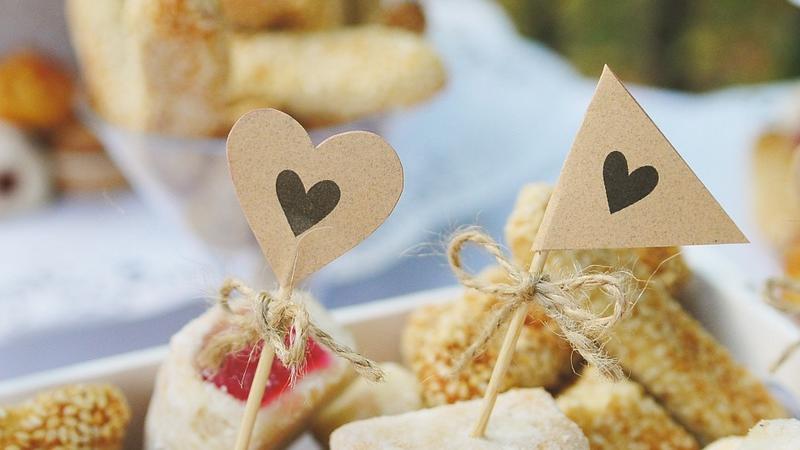 Tavola bianca: dolce e salata, anche senza glutine