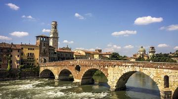 Matrimonio romantico a Verona