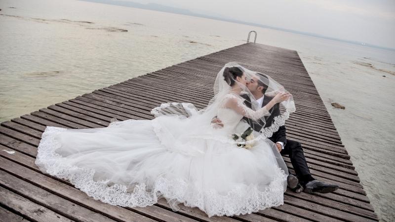 Wedding tour del lago di Garda (prima parte)