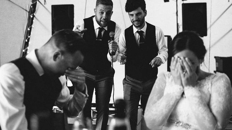 Testimoni di nozze, una scelta di cuore
