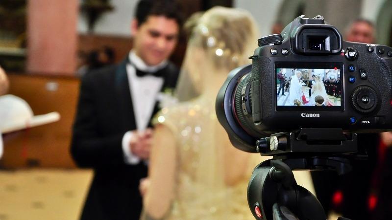 Consigli utili per il video di nozze