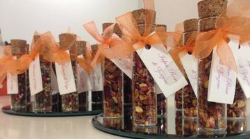 Bomboniere alimentari per stuzzicare il palato dei vostri ospiti