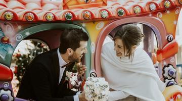 Il matrimonio invernale di Giulia e Andrea